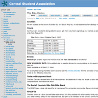 User-generated content on CSA Online