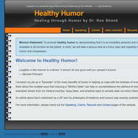 Welcome to Healthy Humor!
